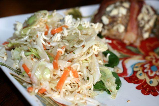 Ramen Noodle Salad Pic 2